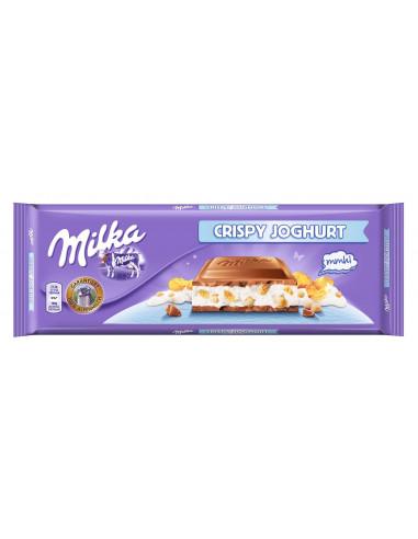 Milka piimašokolaad krõbeda...