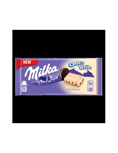 Milka valge šokolaad 100g