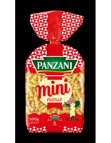 Panzani Mini Fusilli makaronid 500g