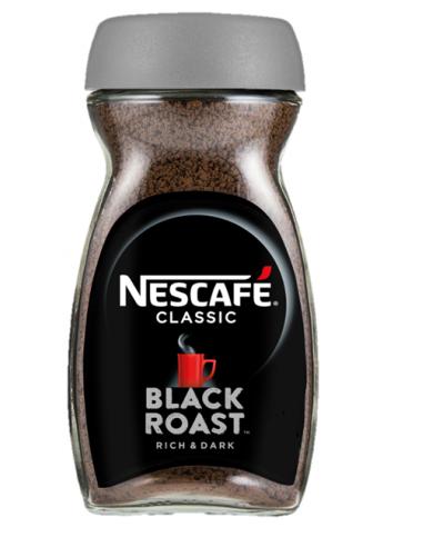 NESCAFÉ® CLASSIC Black Roast lahustuv...