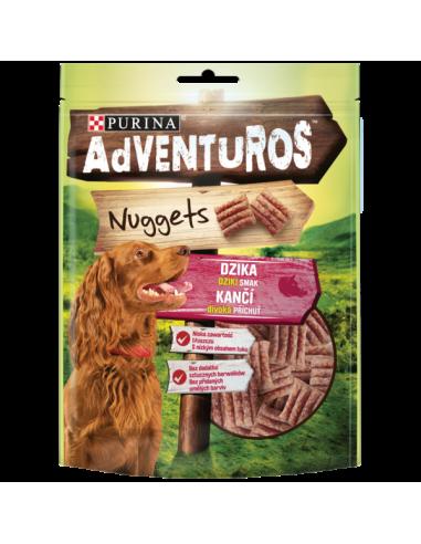 ADVENTUROS Nuggets nagitsad koertele...