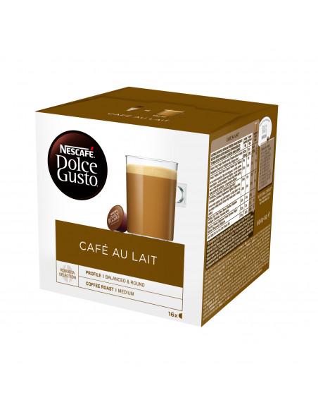NESCAFÉ®  Dolce Gusto Café Au Lait, 16 tk