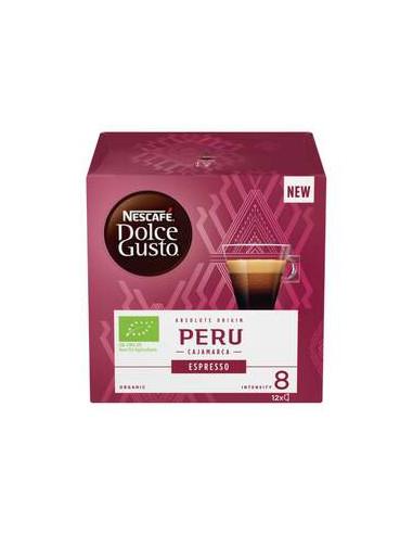 """NESCAFÉ® Dolce Gusto """"Espresso Peru"""", 12 tk"""
