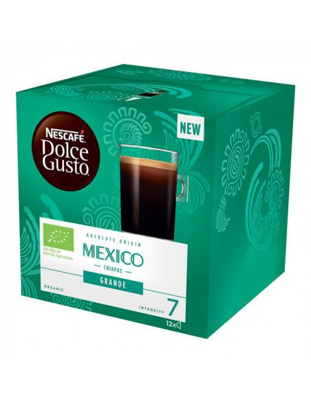 """NESCAFÉ® Dolce Gusto """"Grande Mexico Organic"""", 12 tk"""