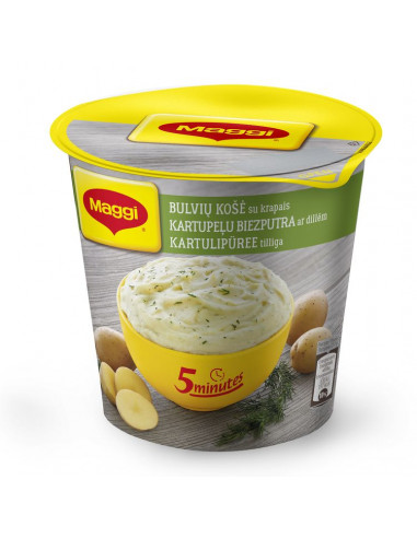 MAGGI® 5minutes kartulipüree tilliga 50g