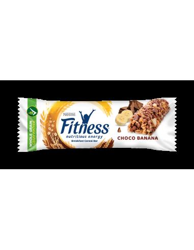 Fitness šokolaadi-banaani batoon 23.5g
