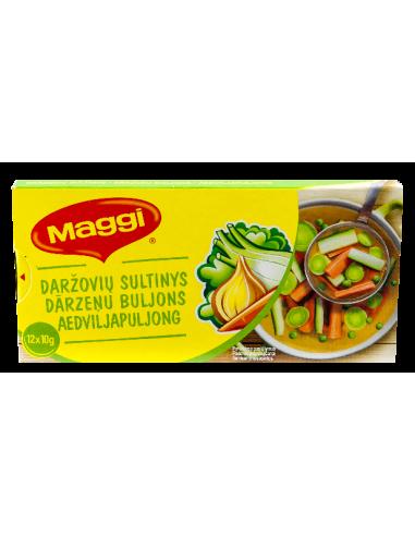 MAGGI® aedviljapuljong, kuubikutes...