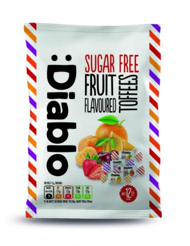 DIABLO suhkruvabad puuvilja...