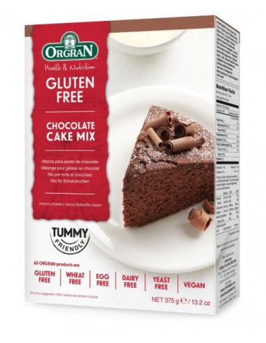 ORGRAN gluteenivaba šokolaadi koogi...