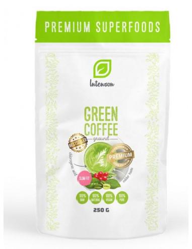 INTENSON roheline jahvatatud kohv 250g