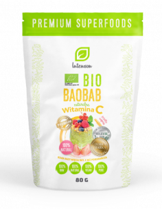 INTENSON BIO Baobab 80g