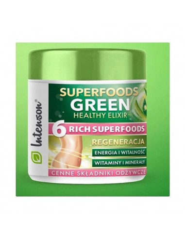 INTENSON roheline superfood pulber 165g