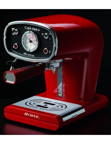 1388 Ariete Cafè Retro Red